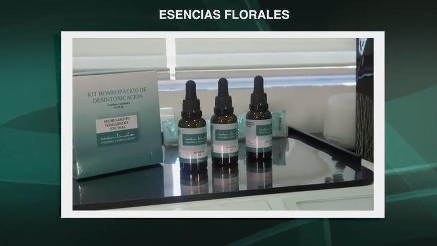 esencias florales como parte de la odontologia alternativa