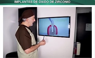 Implantes de óxido de zirconio en 2020 (diente en 1 día)